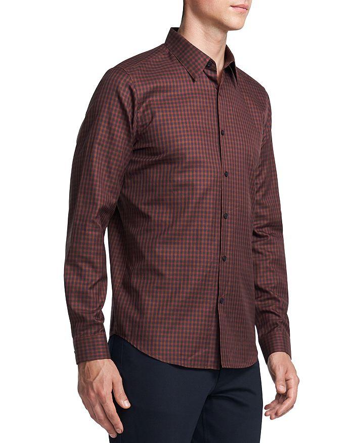THEORY Shirts SLIM FIT CHECK SHIRT
