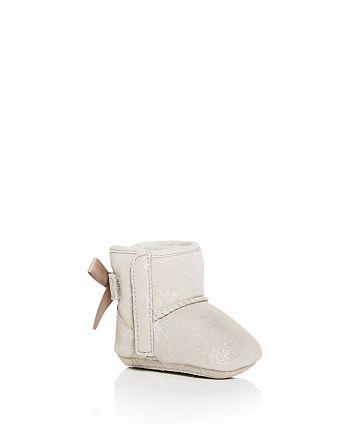 UGG® - Girls' Jesse Bow II Shimmer Booties - Baby