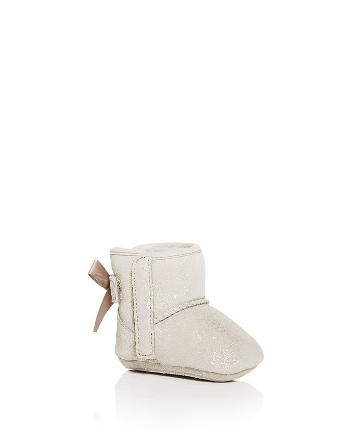 UGG® - Girls' Jesse Bow II Shimmer Booties - Baby