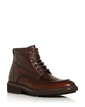 To Boot New York Men\\\'s Carlton Apron Toe Boots
