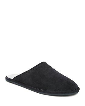 Vince - Men's Hampton Shearling Lined Slippers