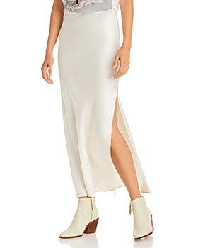 Anine Bing - Noel Silk Skirt