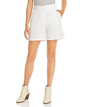 Anine Bing - Mila High Waisted Shorts