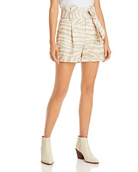 Anine Bing - Kinsley Printed Shorts