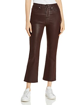 7 For All Mankind - High Waisted Slim Kick Jeans