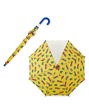 Miki House Girls' Bear Print Umbrella