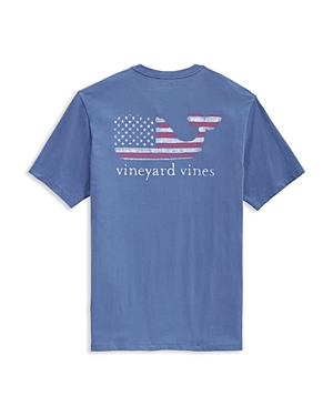 Vineyard Vines Cotton Logo Graphic Tee-Men