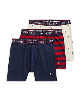 Polo Ralph Lauren - Stretch Classic Fit Boxer Briefs - Pack of 3