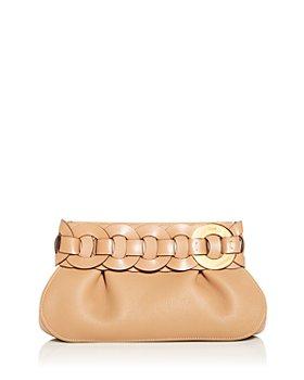 Chloé - Darryl Leather Clutch