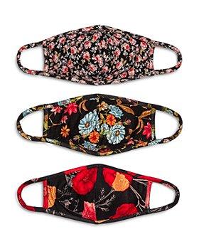 ASTR the Label - Floral Face Masks, Set of 3