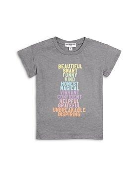 Sub_Urban Riot - Girls' Beautiful List Graphic Tee - Big Kid