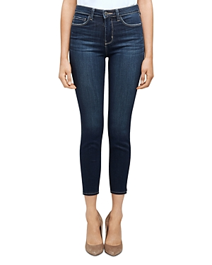 L\\\'Agence Margot High-Rise Skinny Jeans in Orlando-Women