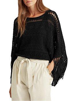 Ralph Lauren - Kaitana Fringe Sweater