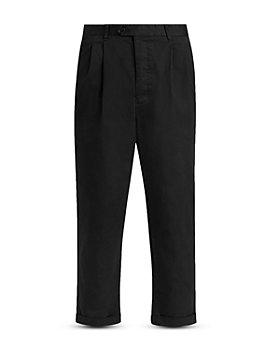 ALLSAINTS - Kali Pleated Cuffed Pants
