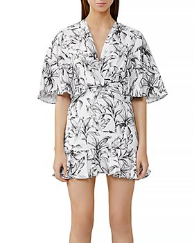 Significant Other - Sienna Floral Print Mini Dress