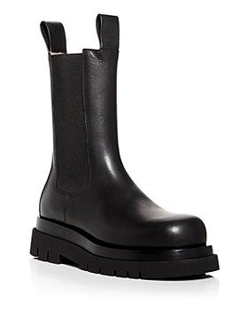 Bottega Veneta - Men's Tall Platform Chelsea Boots