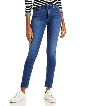 rag & bone - Nina High Rise Skinny Jeans in Echo