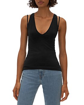 Helmut Lang - Strappy Seamless Tank Top