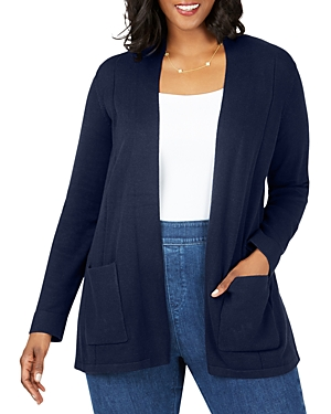 Bethanie Open Front Cardigan
