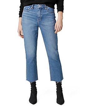 JAG Jeans - Stella High Rise Straight Leg Jeans in Hudson Blue