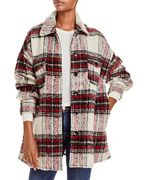 BAGATELLE.NYC - Plaid Shirt