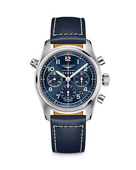 Longines - Spirit Chronograph Watch, 42mm