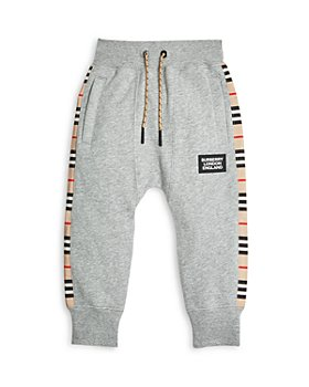 Burberry - Boys' Hamilton Icon Stripe Joggers - Little Kid, Big Kid
