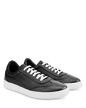 Gordon Rush - Men's Tristan Leather Sneakers