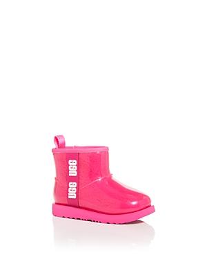 Ugg Unisex Classic Clear Mini Boots - Little Kid, Big Kid