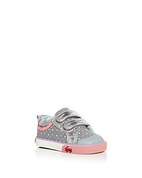 See Kai Run - Girls' Robyne Low Top Sneakers - Big Kid, Toddler