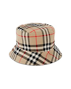 Burberry - Unisex Kurt Vintage Check Bucket Hat - Baby