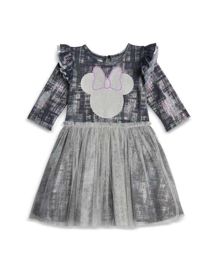 Pippa & Julie Disney x Pippa & Julie Girls' Minnie Denim Tutu Dress - Baby    Bloomingdale's