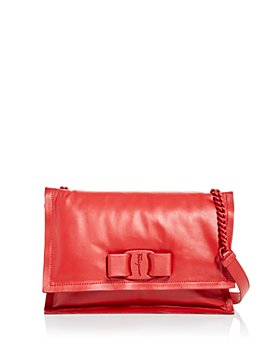 Salvatore Ferragamo - Viva Leather Shoulder Bag