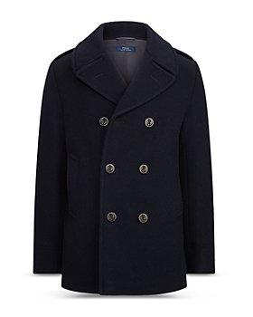 Polo Ralph Lauren - Melton Wool Blend Peacoat