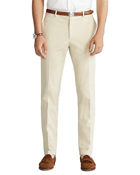 Polo Ralph Lauren - Stretch Chino Suit Trouser - 100% Exclusive