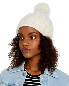 Inverni - Pom-Pom Knit Hat