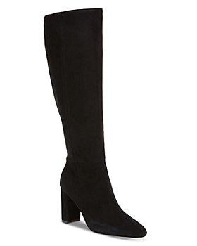 Charles David - Women's Brilliant Suede High Heel Boots