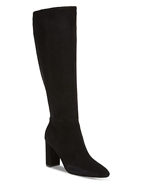 Charles David Women\\\'s Brilliant Suede High Heel Boots
