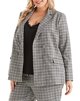 Estelle Plus - Check In Jacket