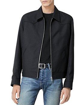 The Kooples - Western Yoke Jacket