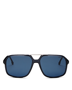 Unisex Brow Bar Square Sunglasses