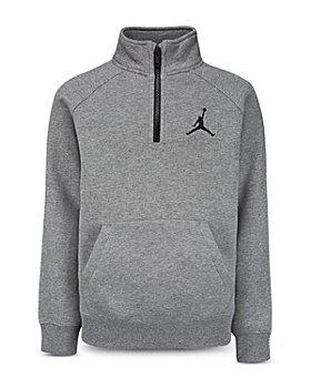 JORDAN - Boys' Jumpman Half-Zip Pullover - Big Kid