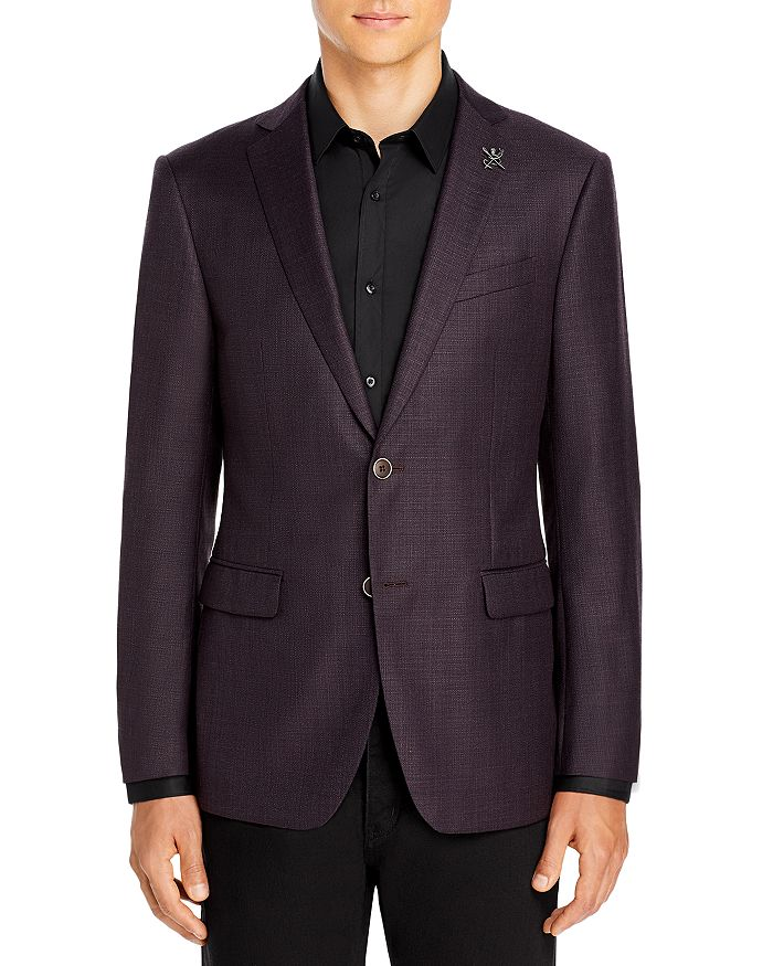 John Varvatos Star USA - Slim Fit Bleecker Basketweave Sport Coat