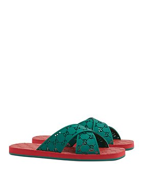 Gucci - Men's GG Slide Sandals