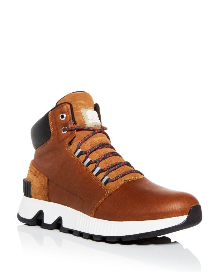 Sorel Men's Mac Hill Waterproof Mid Top Cold Weather Boots  | Bloomingdale's