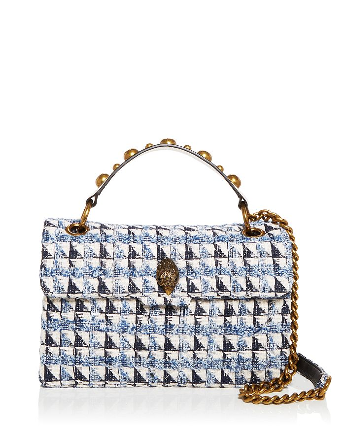 KURT GEIGER LONDON - Kensington Tweed Crossbody