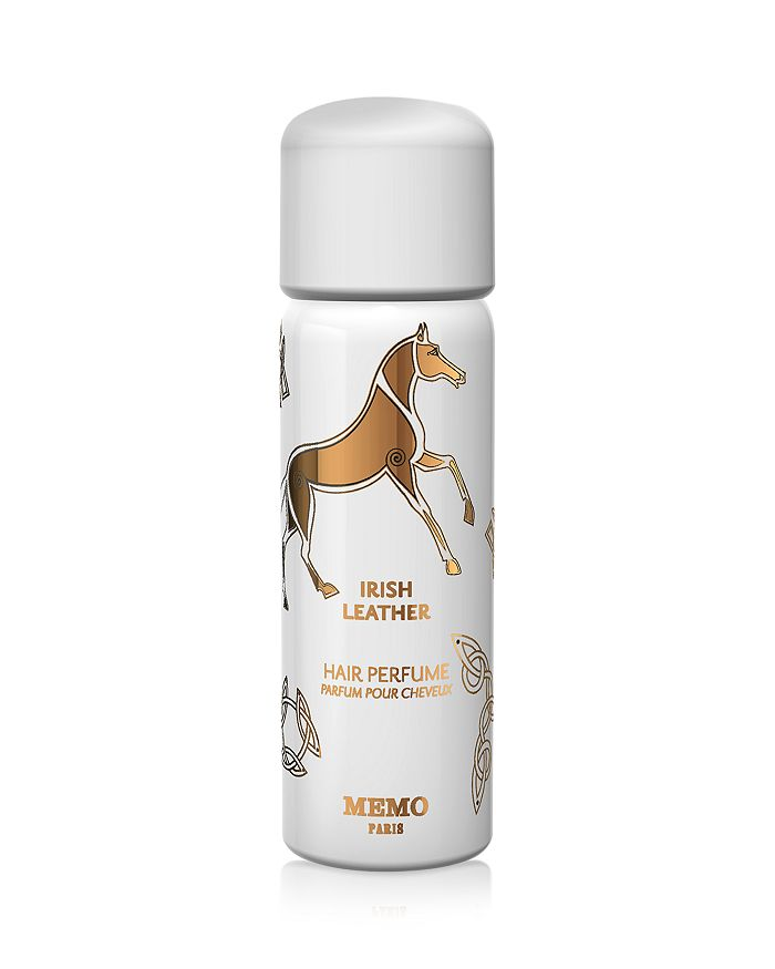 Memo Paris Irish Leather Hair Perfume 2.7 Oz.