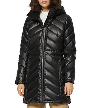 Marc New York - Nimbus Lightweight Puffer Coat