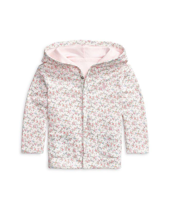 Ralph Lauren - Girls' Reversible Hooded Jacket - Baby