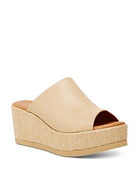 Andre Assous - Women's Clara Platform Wedge Sandals